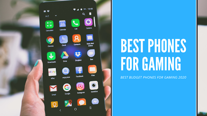 Top 5 budget Phone For Gaming (2020)