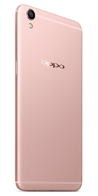 "Rose Gold color of Oppo F1 Plus, ""The Selfie Expert"" now available in the market"