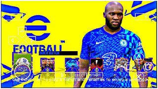 Download eFootball PES 2022 PPSSPP Update Chelito V8 New Transfer & Fixed Camera PS5 Best Graphics