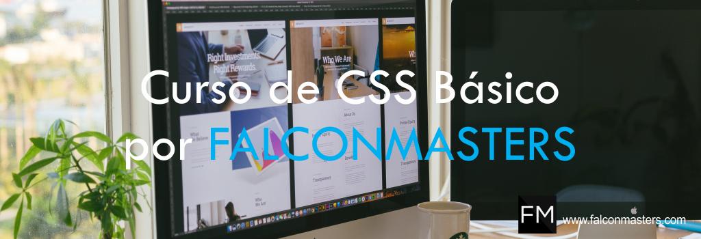 Curso de CSS Básico por FALCONMASTERS