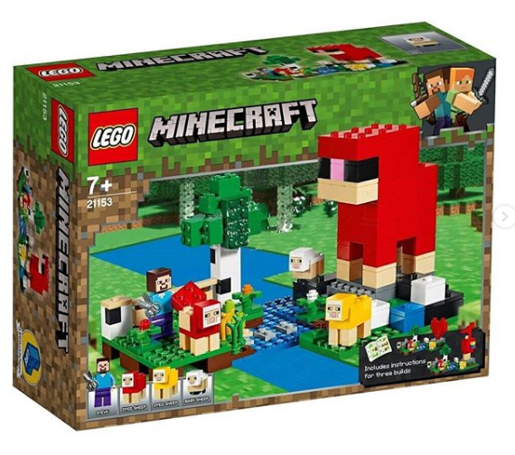 AnJ's Brick Blog: Lego Minecraft Fall 2019 Set Images Leaked!