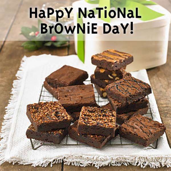 National Brownie Day Wishes Pics