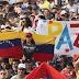 Crónica urbana: La mano del venezolano siempre será solidaria