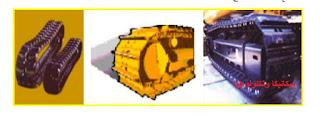 كتاب عن هيكل للآلات المجنزرة,كتاب الهيكل الأساسي للآلات المجنزرة,كتب pdf,كتب, ميكانيكا, كتب ميكانيكا,