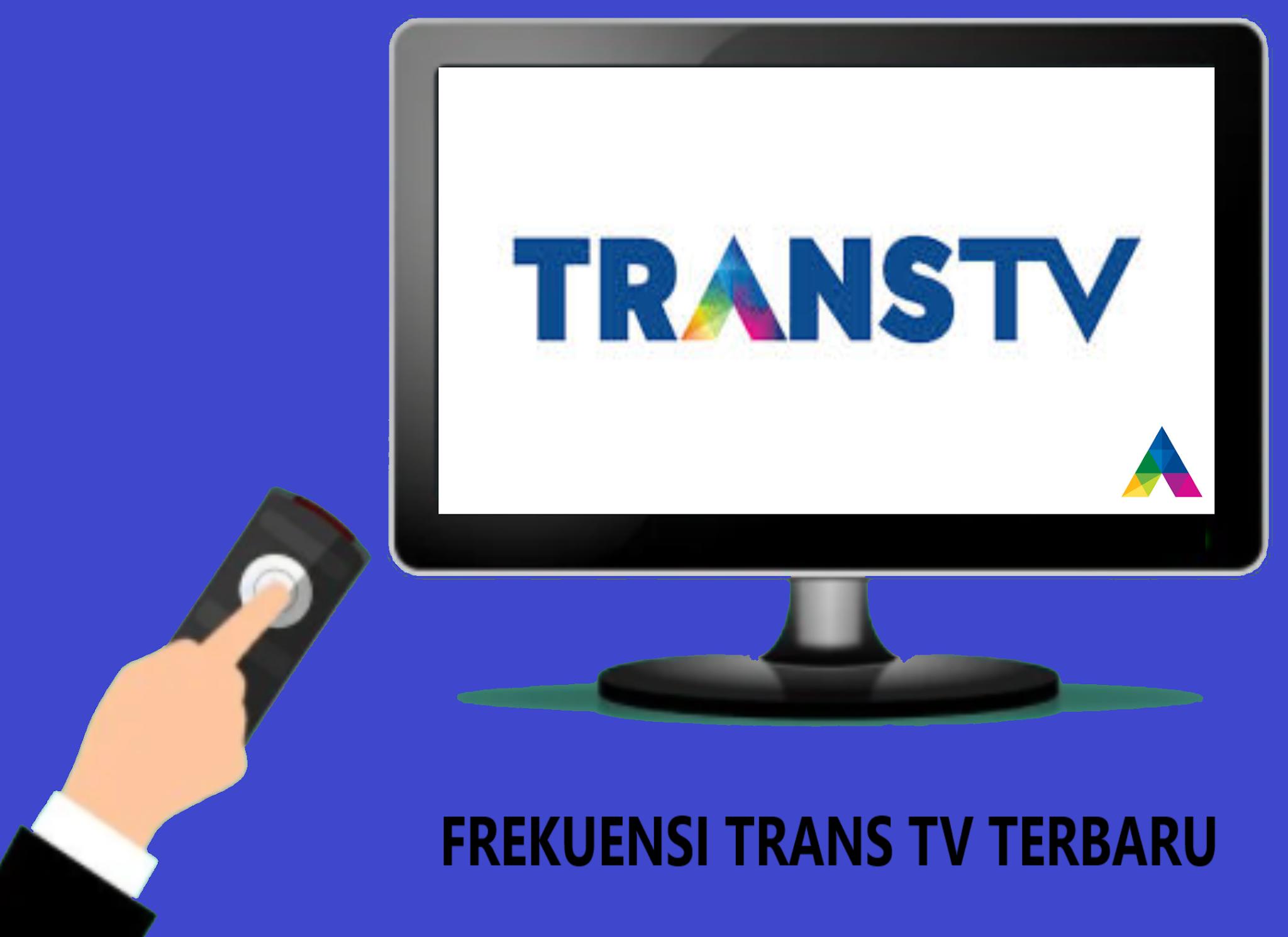 Frekuensi Trans TV Terbaru Di Telkom 4 (Update 2020)