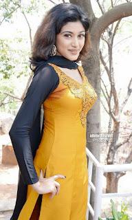 Actress Wet Dress