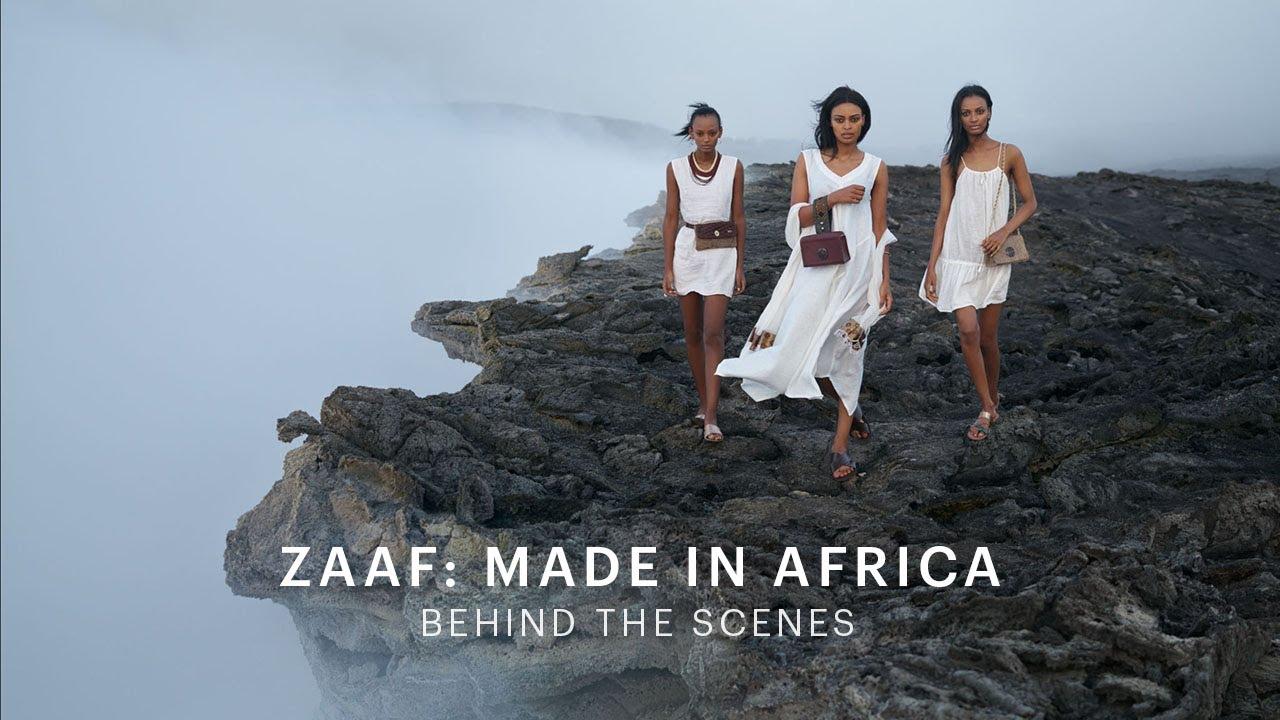 ZAAF: Made in Africa - Full Behind the Scenes Documentary