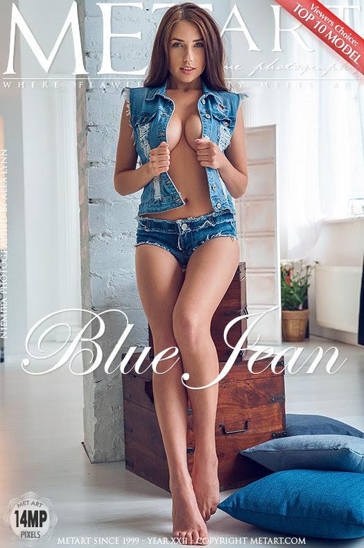 [Met-Art] Niemira - Blue Jean - idols