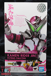 S.H. Figuarts Kamen Rider Jin Flying Falcon Box 01