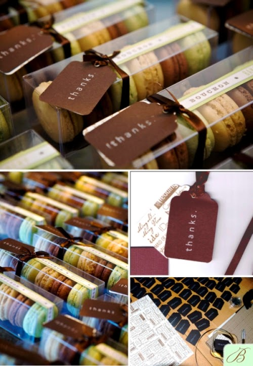 DIY Wedding Favors Can Benefit You