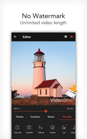 VideoShow Pro Video Editor Apk Free Download