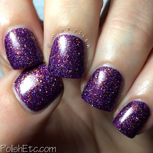 Glitter Daze - The Witching Hour - McPolish - The Sanderson Sisters