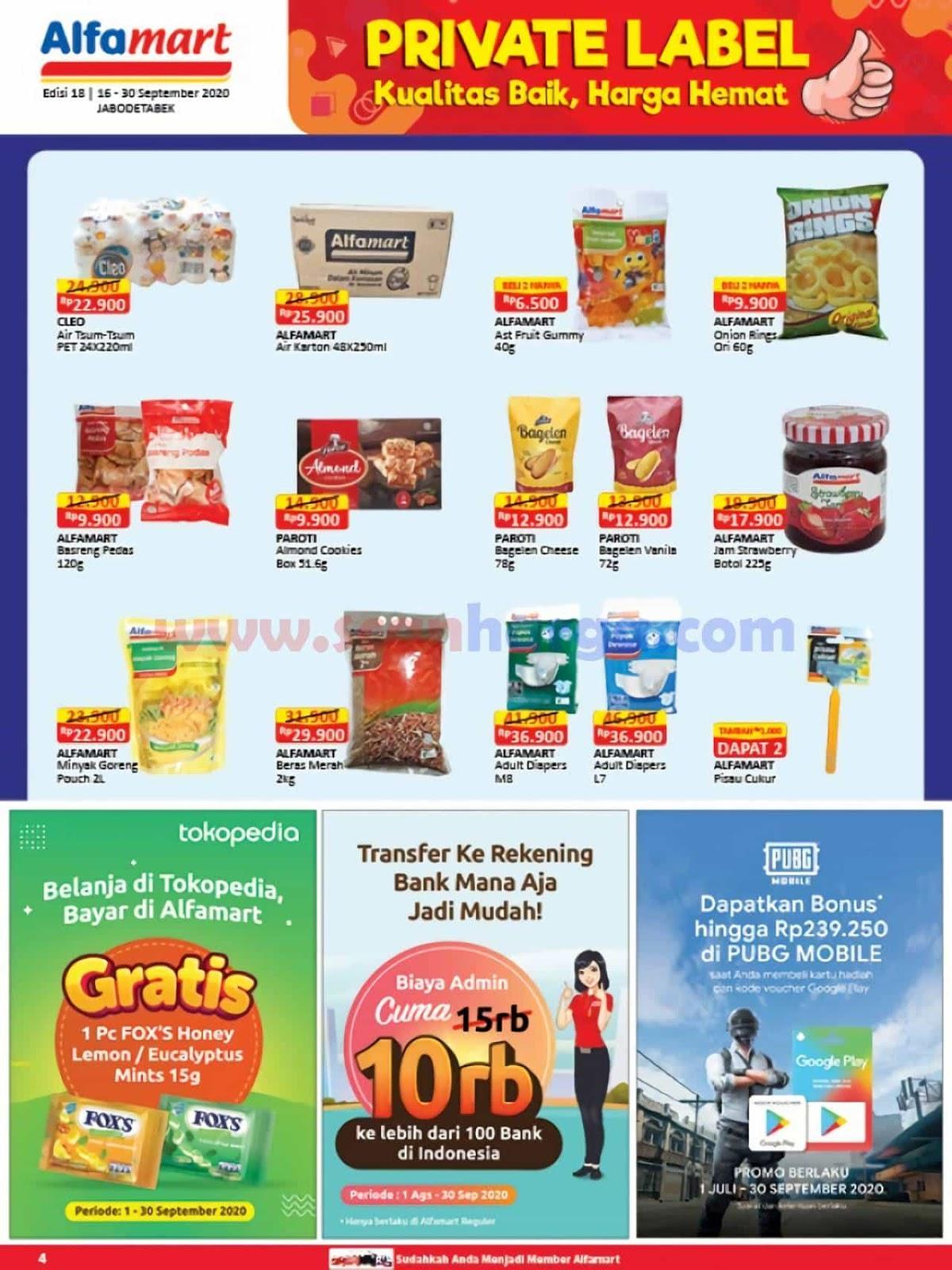 Katalog Promo Alfamart 16 - 30 September 2020 4