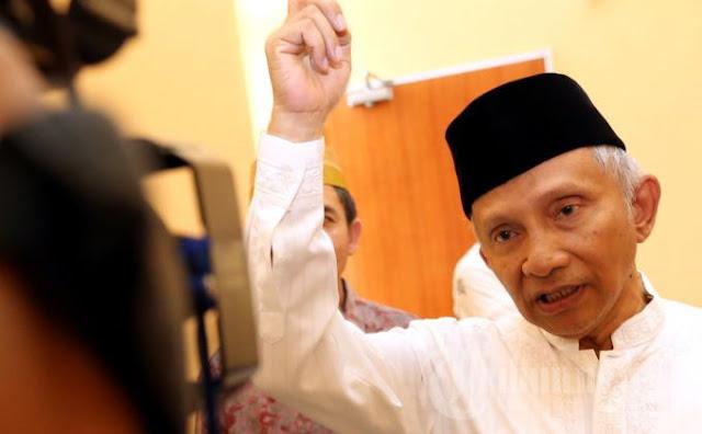 Komentar Mahfud MD soal Nama Amien Rais Disebut di Sidang Siti Fadilah