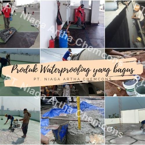 Produk Waterproofing Yang Bagus