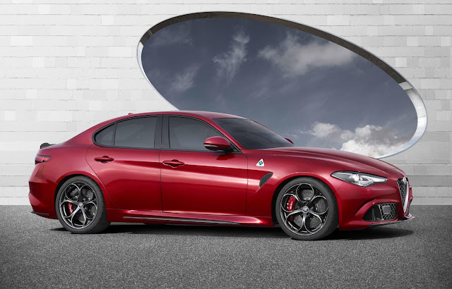 2016 Alfa Romeo Giulia Coupe Picture Wallpaper
