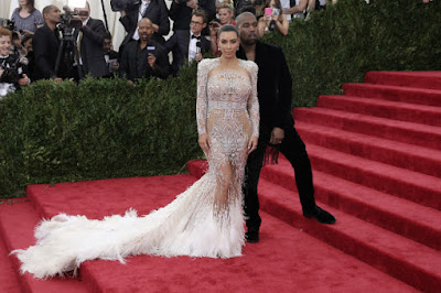 "Really looking forward to the inevitable Met Gala-themed episode of ""Keeping Up with the Kardashians."" Photo: Getty"