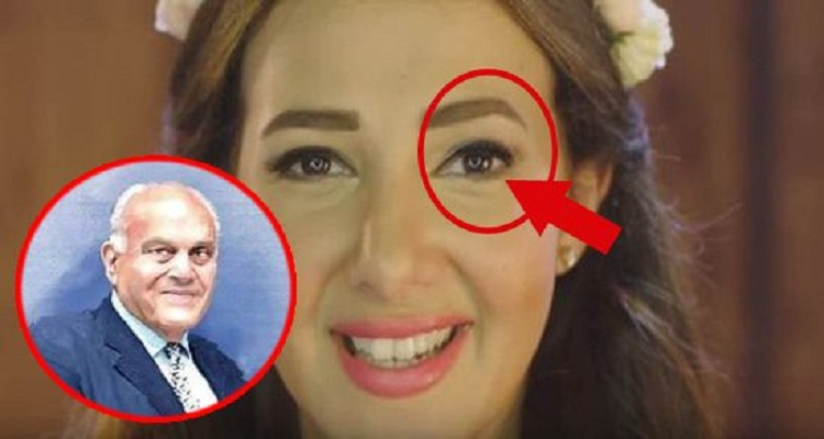 ماذا وضعت دنيا سمير غانم في إعلان ارسم قلب مع الدكتور مجدي يعقوب