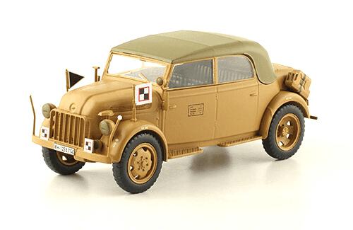 TYP 1500 A KOMMANDEURWAGEN 1:43, voitures militaires de la seconde guerre mondiale