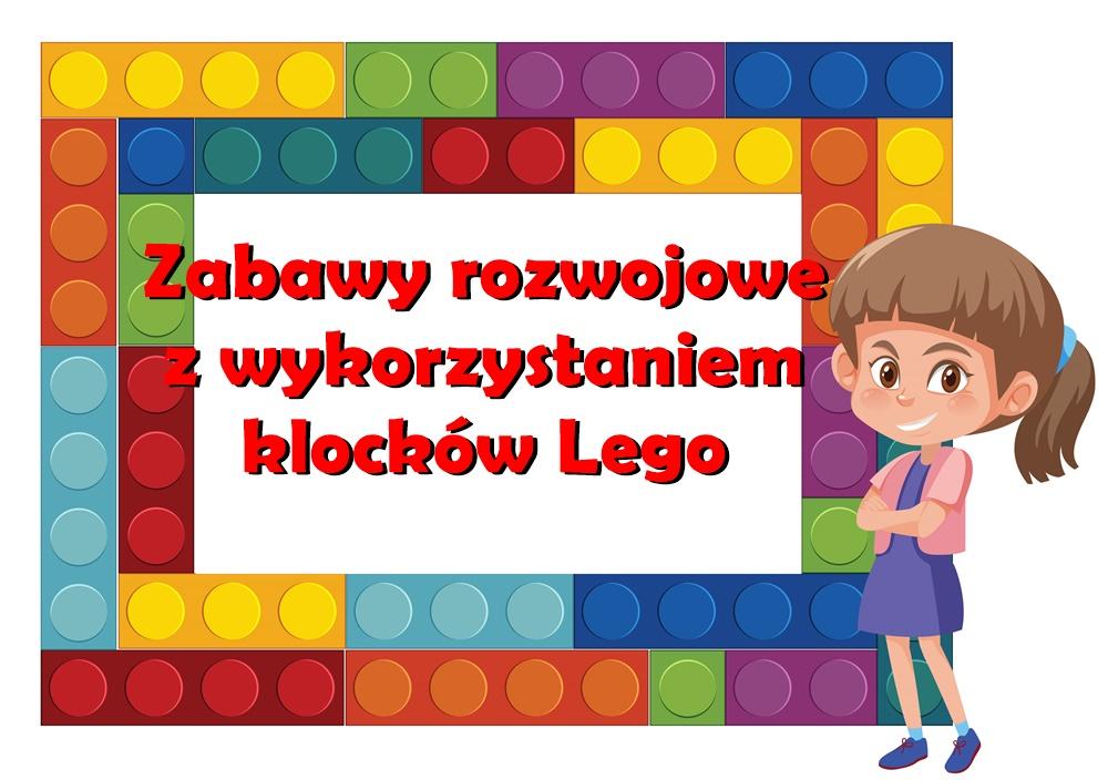 zabawy rozwojowe z lego