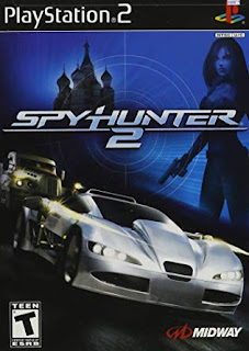 Cheat SpyHunter 2 PS2