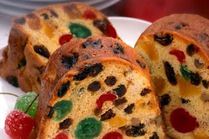 Resep Fruitcake