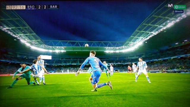 Referee should have been helped by VAR on Pique penalty shout