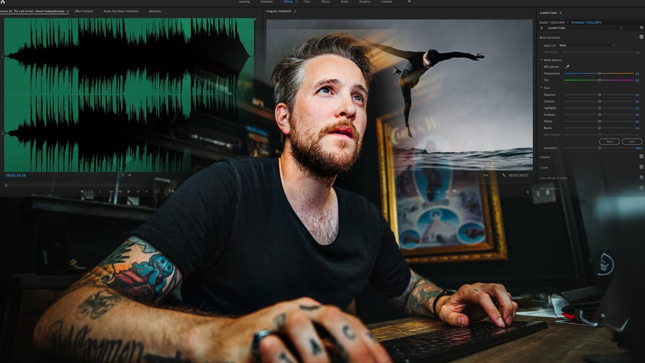 How Peter McKinnon Edits B Roll & Sound Design - Blog Photography ...