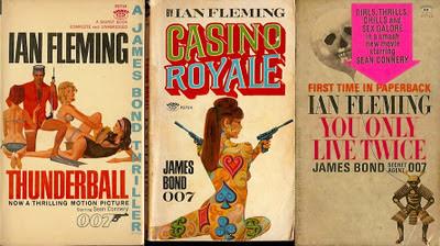 Image result for bond paperback images