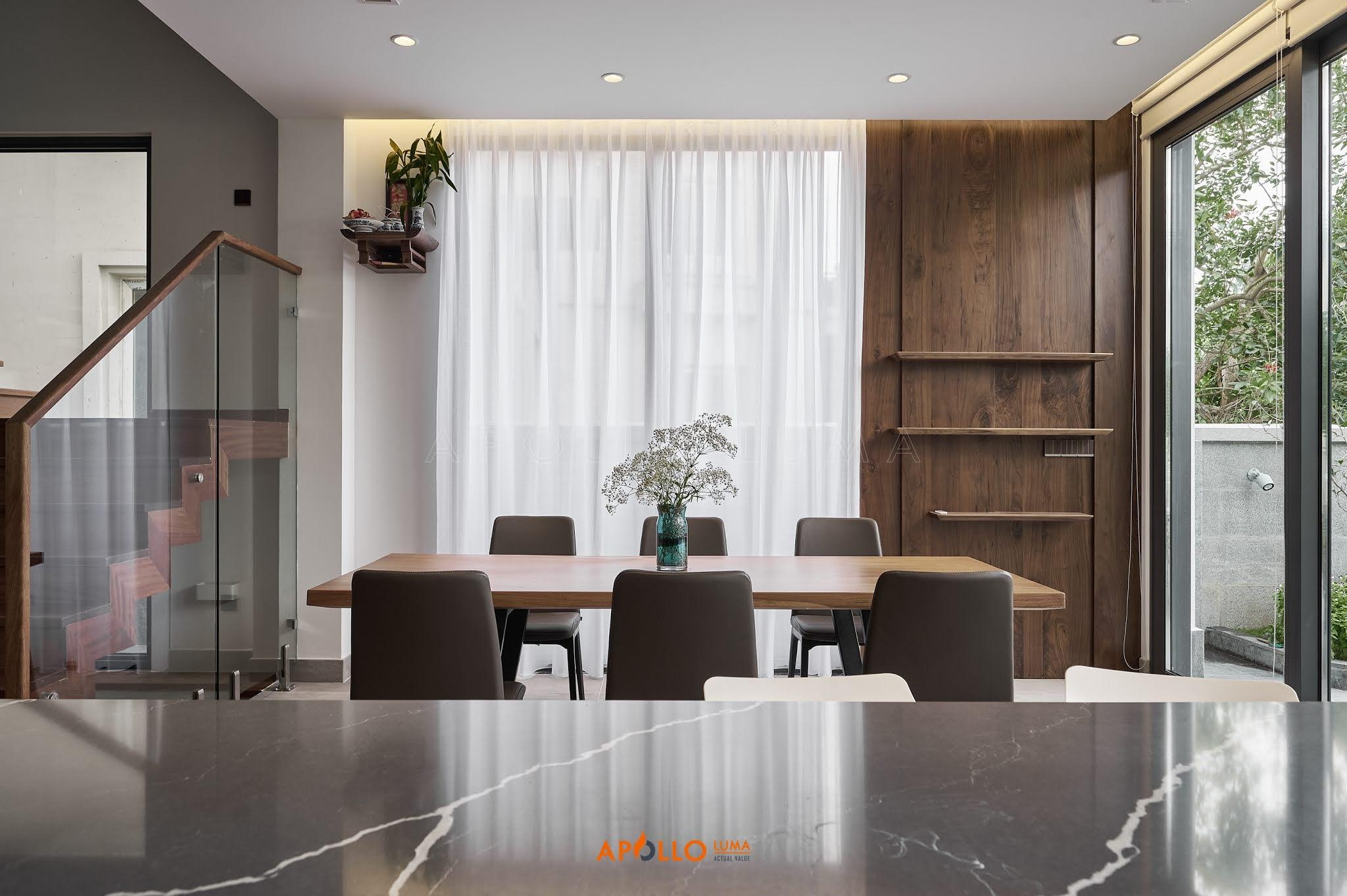 Hình ảnh thực tế nội thất biệt thự Vinhomes Riverside