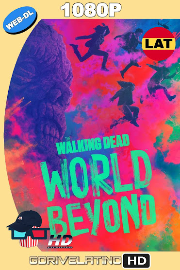 The Walking Dead: World Beyond (2020) Temporada 01 [08/10] AMZN WEB-DL 1080p Latino MKV