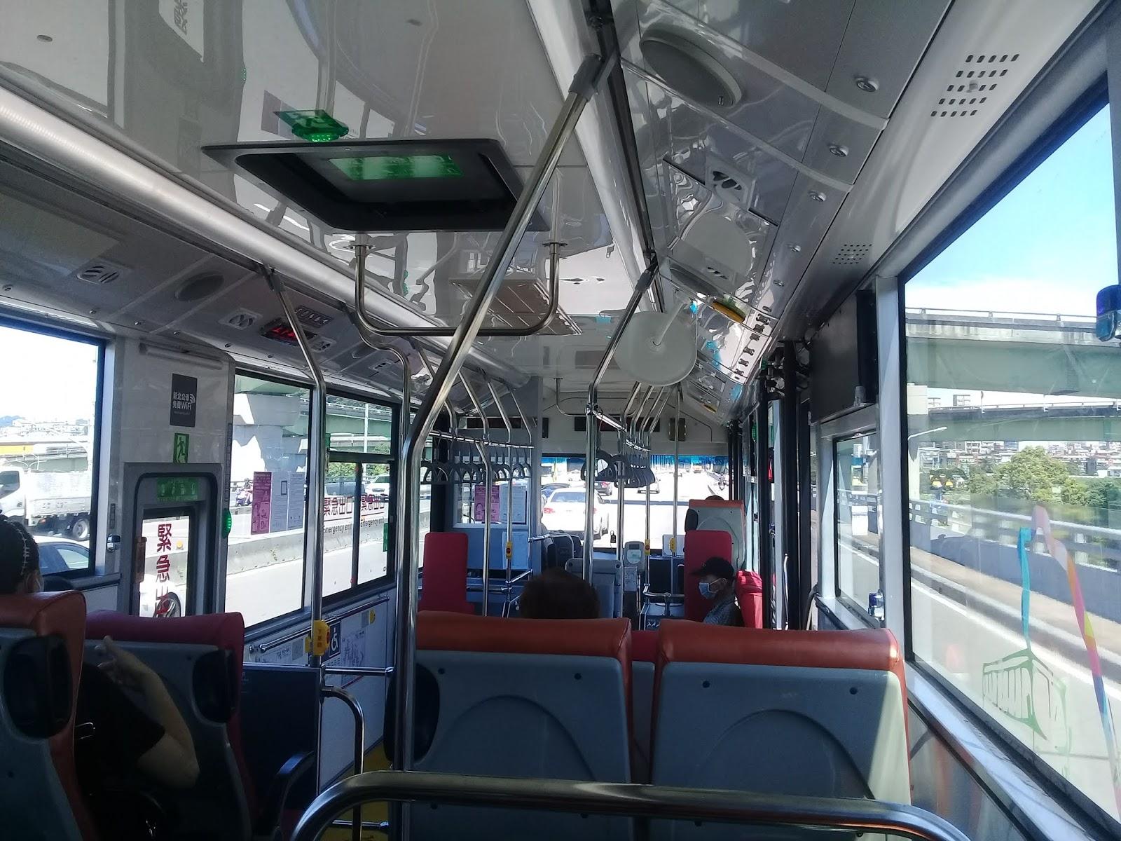 就是愛公車: 20200604 796 木柵-板橋 搭乘紀錄