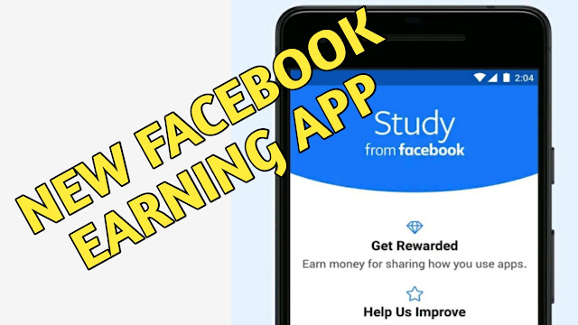 Facebook Launched App to Earn pocket money