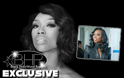 Singer Brandy Files Lawsuit Against Her Record Label