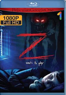 Z (2019) [1080p BRrip] [Latino-Inglés] [LaPipiotaHD]
