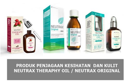 Produk Penjagaan Kesihatan dan Kulit   Neutrax Theraphy Oil / Neutrax Original