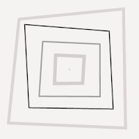 Image of distorted rectangles.