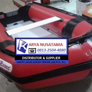 Jual Zebec Perahu PMI Kapasitas 8 Orang di Pasuruan