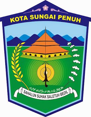 Logo/ Lambang Kota Sungai Penuh