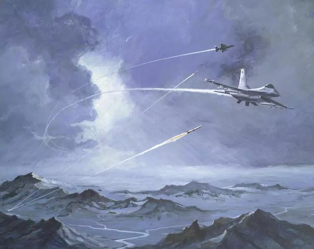 सतह से हवा में मार करने वाली मिसाइल