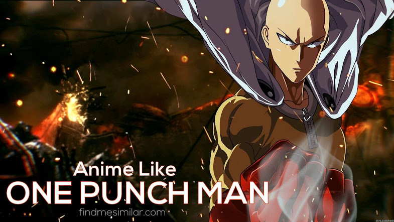 Anime Like One Punch Man