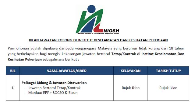 job niosh