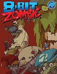 8-Bit Zombie Comic