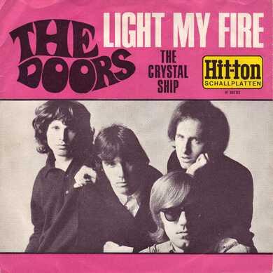 Reliquias The Doors Light My Fire