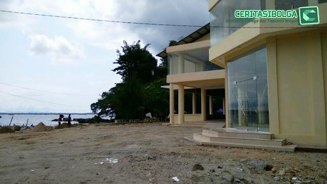 Pusat Kuliner Pantai Ujung Sibolga