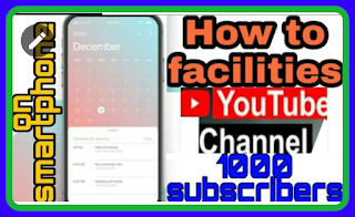 How to useful youtube channel get 1000 subscriber
