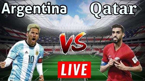 Live : argentina vs qatar match en direct du dimanche 23 juin 2019