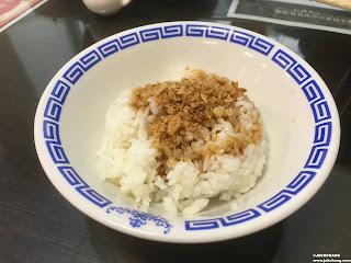 豬油拌飯NT$35