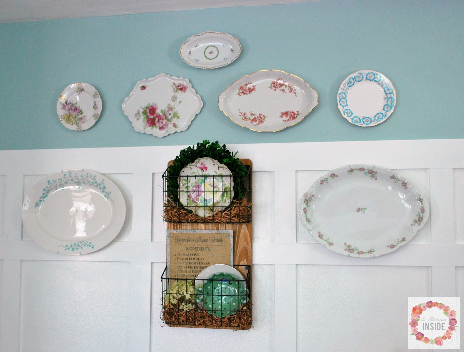 Tips: Ways to Use Picture Hanging Strips - Mine for the Making