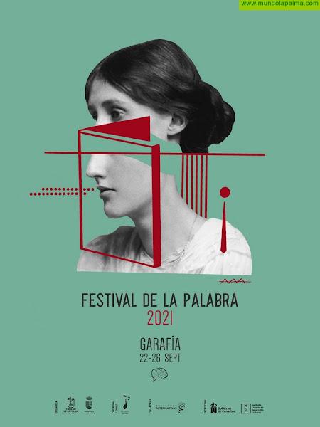 El Festival de la Palabra de Garafía presenta su cartel diseñado por Marta Rodríguez
